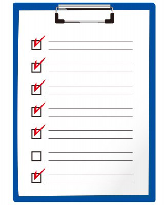 Lawn mower maintenance checklist blog richardson saw for Garden maintenance checklist