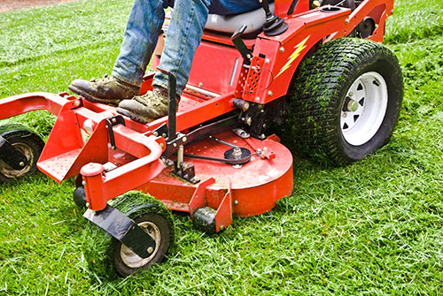 Rockwall Outdoor Power Equipment Routine Lawn Equipment Maintenance