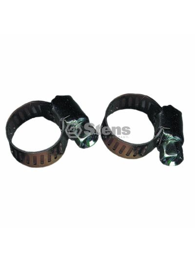 Hose Clamp Fits 1/4
