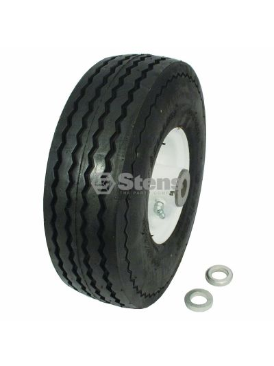 Solid Tire Assembly Encore 363311