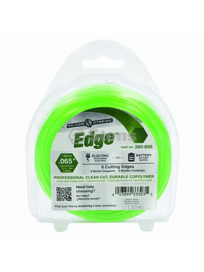 Edge Trimmer Line .065 50' Clam Shell