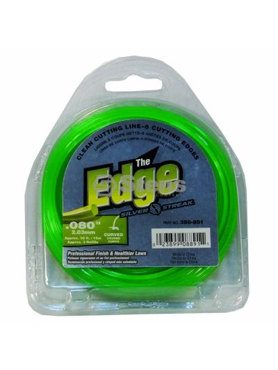 Edge Trimmer Line .080 50' Clam Shell