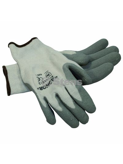 Thermal Glove Latex Palm Coated, Large