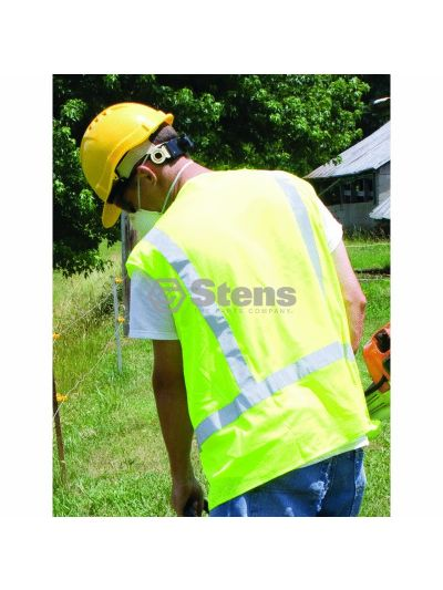 Safety Vest Class 2 Lime