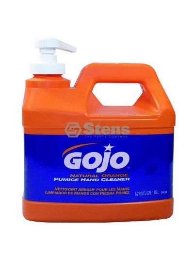 Hand Cleaner 1/2 Gallon Container