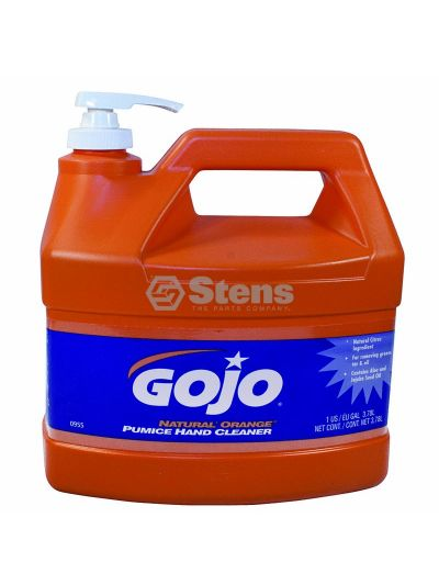 Hand Cleaner 1 Gallon Container With Pump