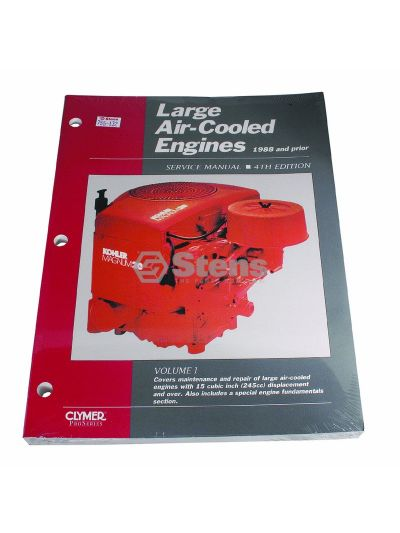 Service Manual Large Air-Cooled Engines Vol 1