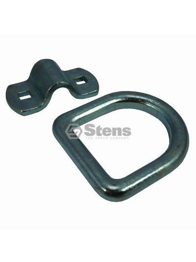 Forged Bolt-On Lashing Ring 11,000 Lb. Max/4000 Lb Working