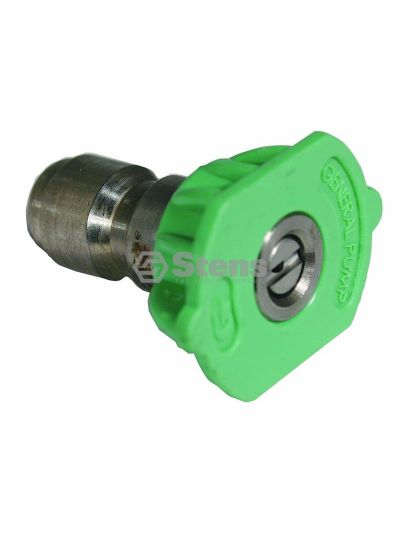 Quick Coupler Nozzle 25 Degree, Size 5.5, Green