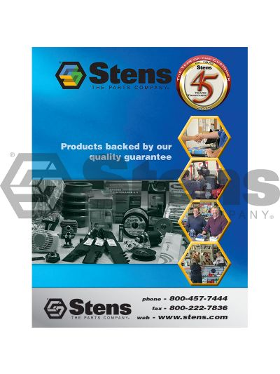 Catalog Version #3 Stens Gold/dealer Pricing