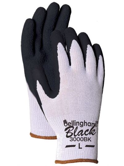 Bellingham Black Work Gloves (B1C3000BKL)