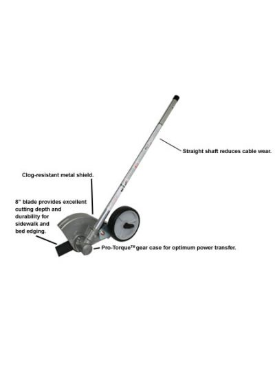 Echo PAS Straight Shaft Edger Attachment (99944200475) | Echo Dealer near Plano