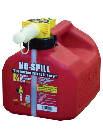 Honda No-Spill 1.25 Gallon Gas Can (061761415C6)