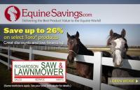 Toro Equine Savings