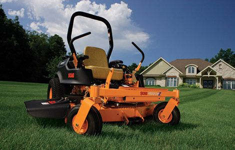 Scag Zero Turn Mower For Sale Price