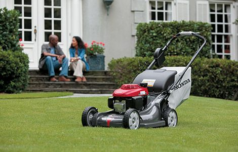 Honda Lawn Mower Dealer